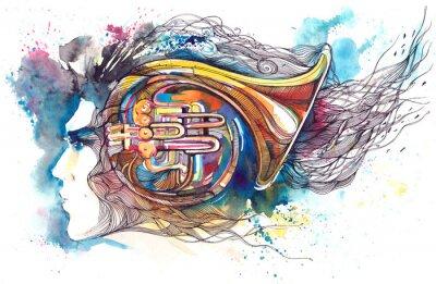 Image musicien