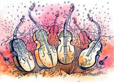 Image musique contrebasse
