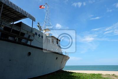 navires de surveillance