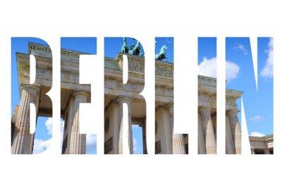 Image Nom de la ville de Berlin