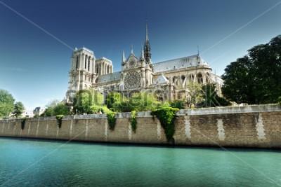 Image Notre Dame Paris, France