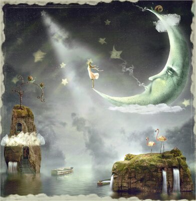 Image Nuit. Le temps des miracles et de la magie