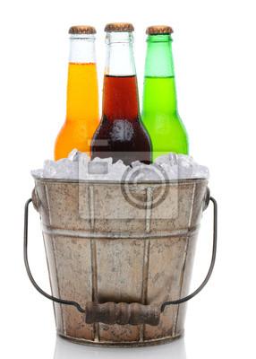 Old Fashioned seau de glace et Soda