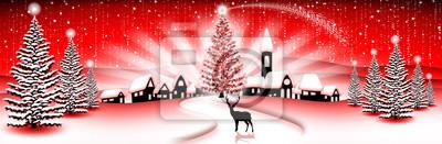 Image Paesaggio Natale Paysage De Noël Paysage Noël Bannière