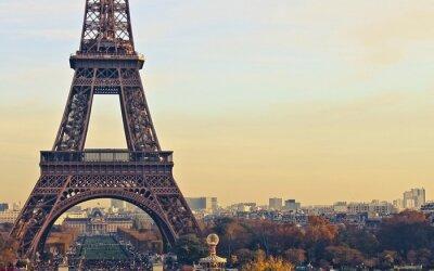 Image Paris france eiffel tour