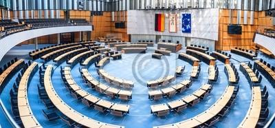 Image Parlement de l'Etat à Berlin