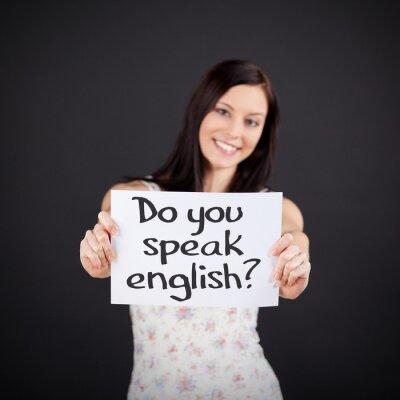Image parlez-vous anglais?