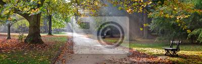 Image Paysage d'automne.