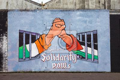 Image Peintures murales à Belfast