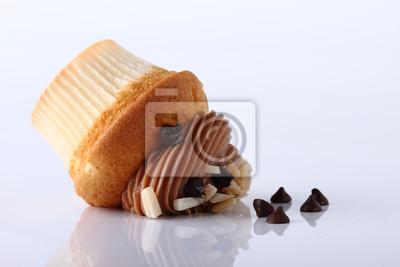 petit gâteau effondré