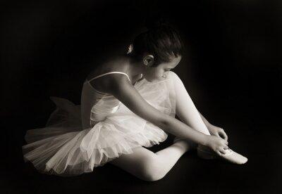 Image Petite danseuse de ballet