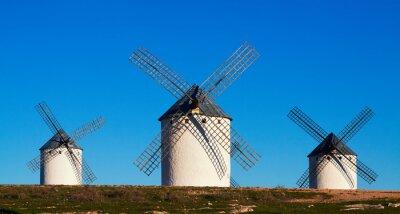 Image Peu de moulins à vent
