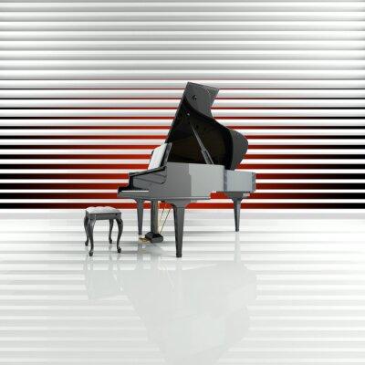 Image Piano, piano à queue, étape, étoile, talent
