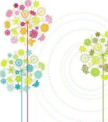 Image Pissenlits décoratifs je