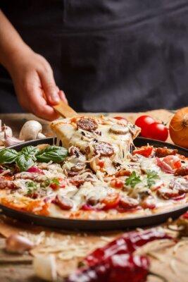 Image Pizza maison