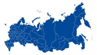 Image Plan de Fédération de Russie