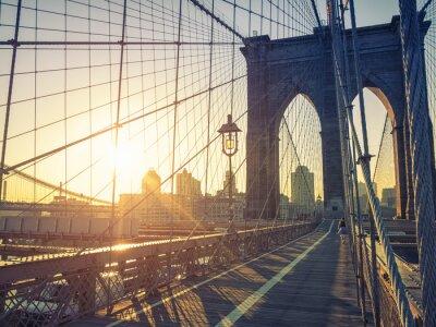 Image Pont de Brooklyn New York