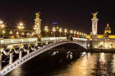 Image Pont de l'Alexandre III à Paris