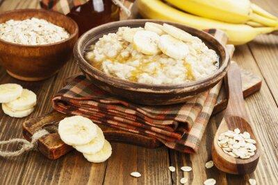 Image Porridge aux bananes