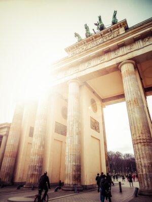 Image Porte de Brandebourg, Berlin