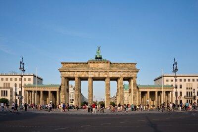 Image Porte de Brandebourg, Berlin, Allemagne
