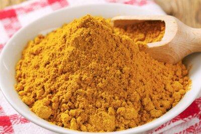 Image poudre de curry