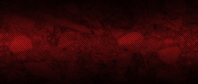 Image red and black carbon fibre background and texture.