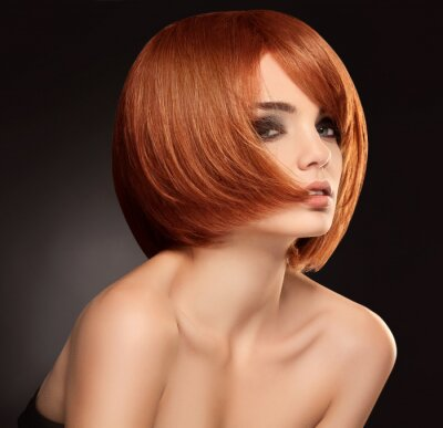 Image Red Hair. Image de haute qualité.