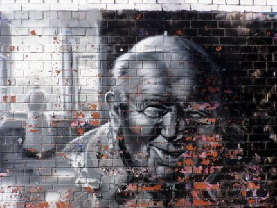 Image religion graffiti