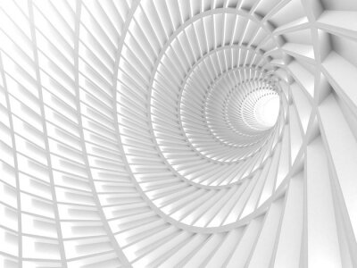 Image Résumé, blanc, tunnel, trou, fond