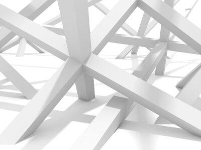 Image Résumé de l'Architecture futuriste Element Design fond
