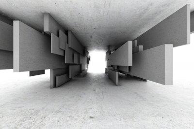 Image Résumé, géométrique, fond