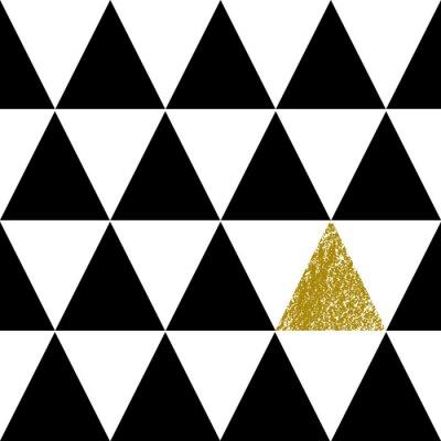 Image Résumé, géométrique, modèle