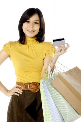 Retenir la carte de crédit