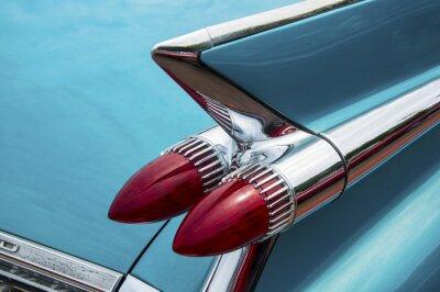 Image Retour des voitures Vintage