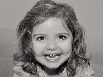 Image Retrato infantile.