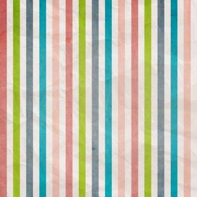 Image Rétro motif à rayures - fond avec, cyan de couleur rose, gris,