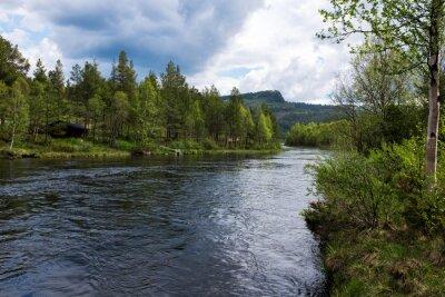 Image Rivière en Norvège