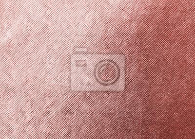 Rose Or Rose Texture Metallique Emballage Papier Brillant Fond