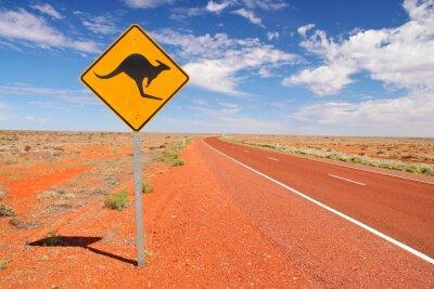 Image Routes sans fin australiens