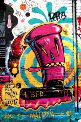 Image Rue de Los Angeles, Melbourne