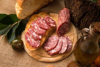 Image Salame italiano