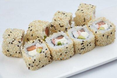 Image Savoureux sushi