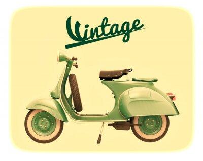 Image Scooter vintage