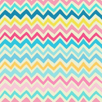 Image Seamless chevron pattern