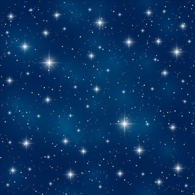 Image Seamless, modèle, brillant, étoiles