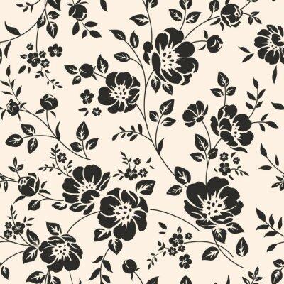 Image Seamless, modèle, fleurs