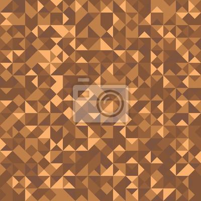 Image Seamless Résumé Fond En Bronze Monochrome Avec Effet Holographique