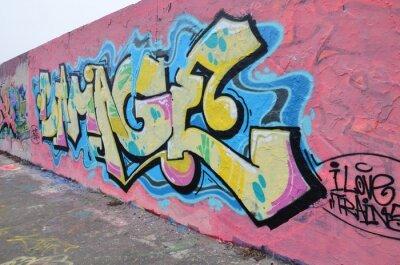 Image Segment de mur à Berlin