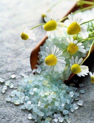 Image sel de mer aux herbes